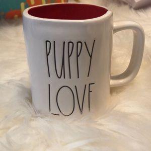 PUPPY LOVE RAE DUNN